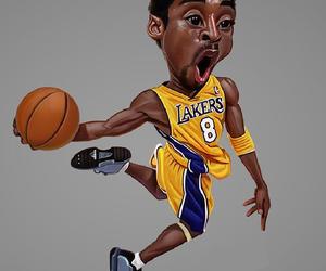 art, Basketball, and drawing image