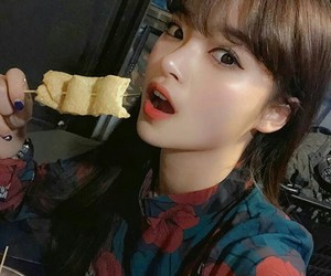 aesthetic, beauty, and eat image