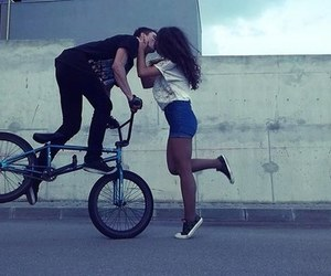 love, bmx, and boy image