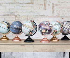 globes, travel, and room image
