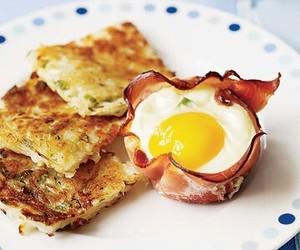 breakfast, food, and yummy image
