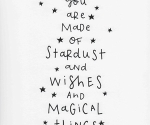 quotes, wish, and magic image