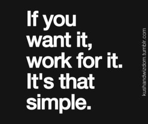 work, quotes, and motivation image