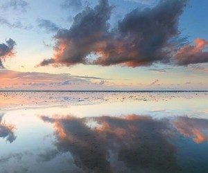 landscape, paysage, and ocean image