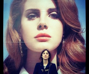 alexa chung, lana del rey, and model image