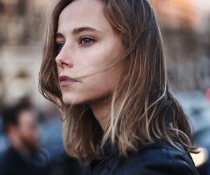 model, coline aulagnier, and colinealg image