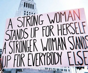 feminism and feminist image