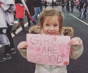 feminism, feminist, and girl power image
