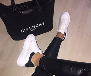 Givenchy, shoes, and Alexander McQueen image