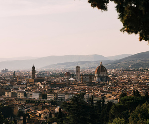 city, europe, and florence image