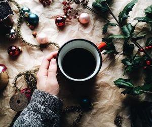 christmas, heart, and love image