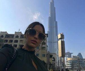 Dubai, fashion, and makeup image