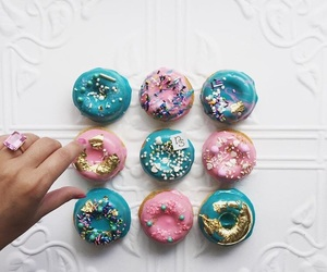 chic, classy, and donuts image