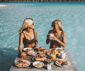 blonde, goals, and travel image