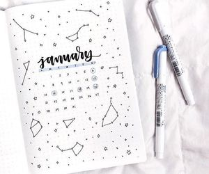 ideas, journal, and bullet journal image