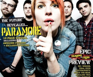 hayley williams, rock, and taylor york image