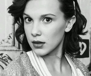 eleven and millie bobby brown image
