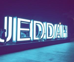 city, jeddah, and ksa image