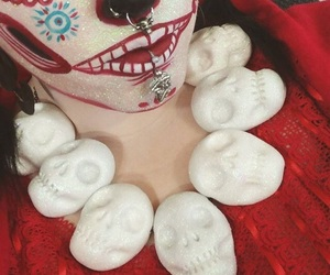 cinco de mayo, latino, and day of the dead image