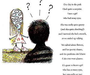 tim burton and poetry image