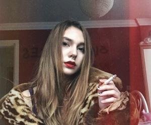 boss, smoke, and cigarettes image