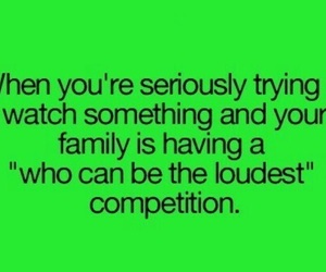 funny, family, and true image