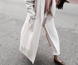 coat, cool, and street image