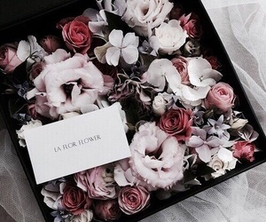 flowers, chic, and rose image
