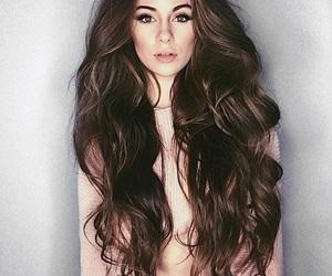 beautiful, big hair, and blogger image