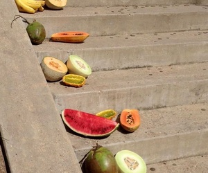 food, art, and fruit image