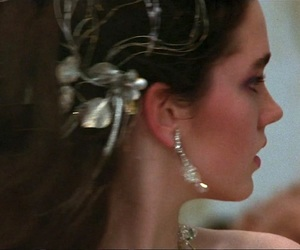 beauty, aesthetic, and jennifer connelly image