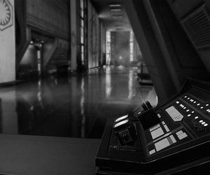 star wars, rey, and matt the radar technician image