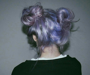 hair, grunge, and aesthetic image