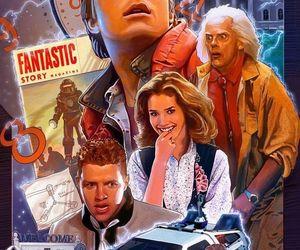 Back to the Future and volver al futuro image