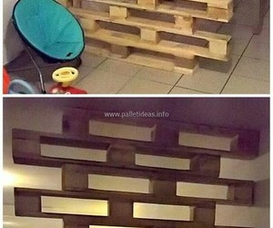 diy, Easy, and pallet image