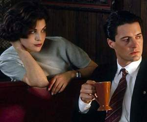 Audrey Horne, dale cooper, and couple image