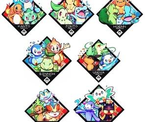 pokemon, hoenn, and sinnoh image