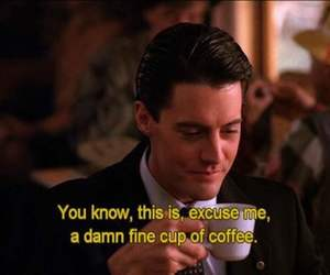 coffee and Twin Peaks image