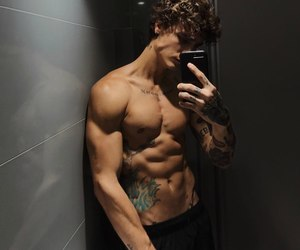 body, guy, and perfect image
