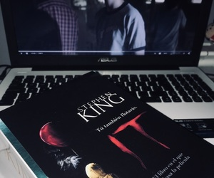 it and Stephen King image