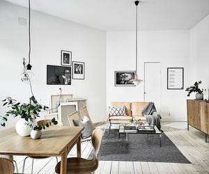 white, house, and interior design image