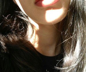 color, lips, and sun image