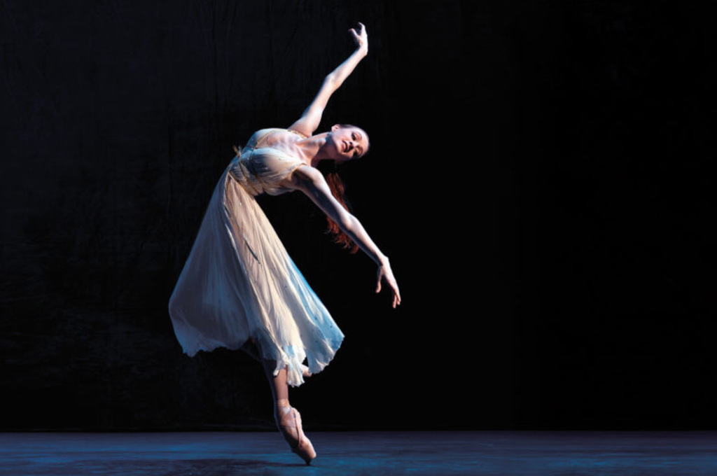 article and ballet image
