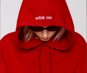 alternative, cunt, and fashion image