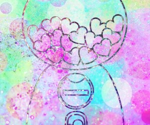 bright, bubble, and colors image