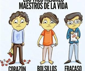 maestro, vida, and frases español image