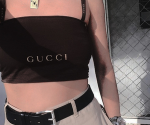 gucci, outfit, and style image