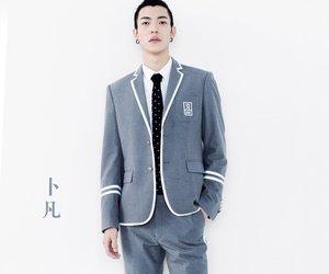 asian boy, chinese, and idol image