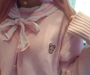 kawaii, clothes, and pastel image