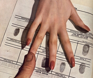 aesthetic, art, and finger print image